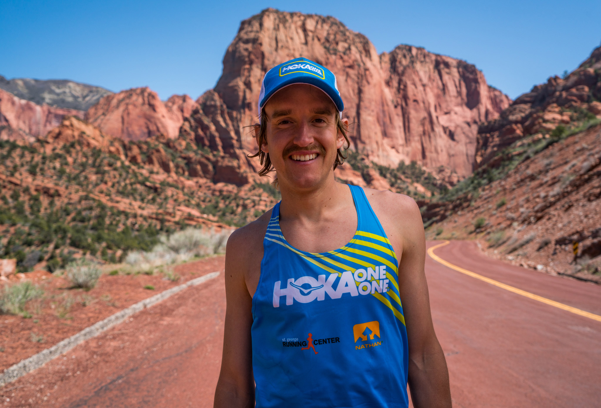 Hayden Hawks Running 100 Miles For Bears Ears