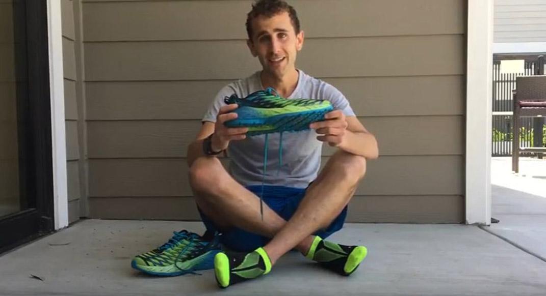 Trail Shoe Lacing Tricks   Trail Runner