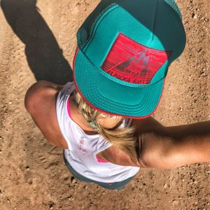 trail runners hats