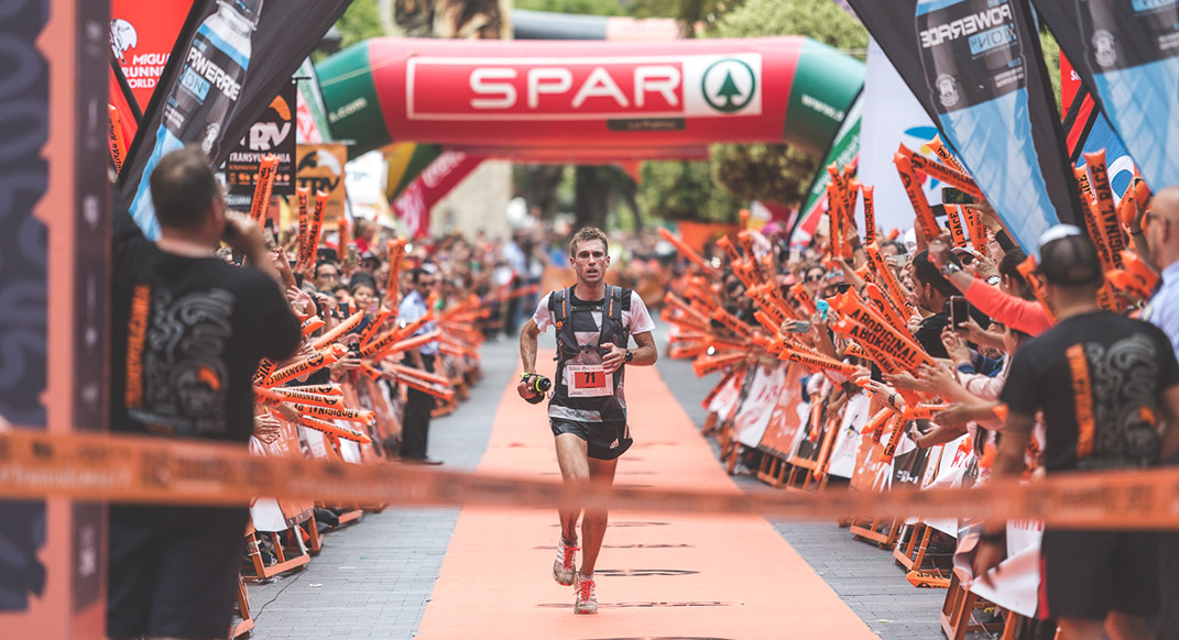 Americans Run Strong at Transvulcania