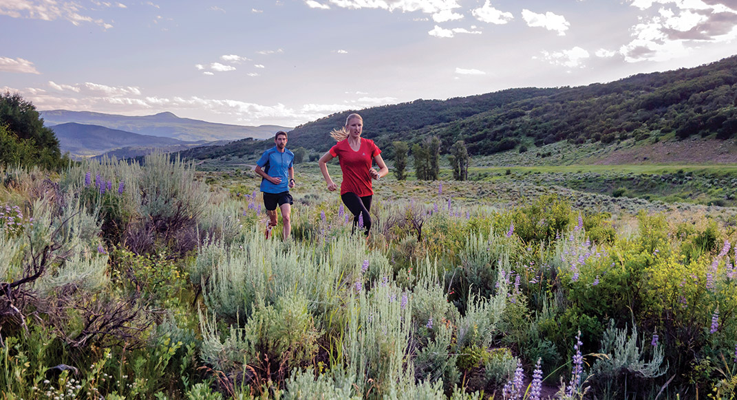Could Trail Running Be Your Church?