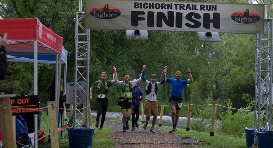Bighorn Trail Run 100 Ends in Four-Way Tie, and a Memorable Mud Fest