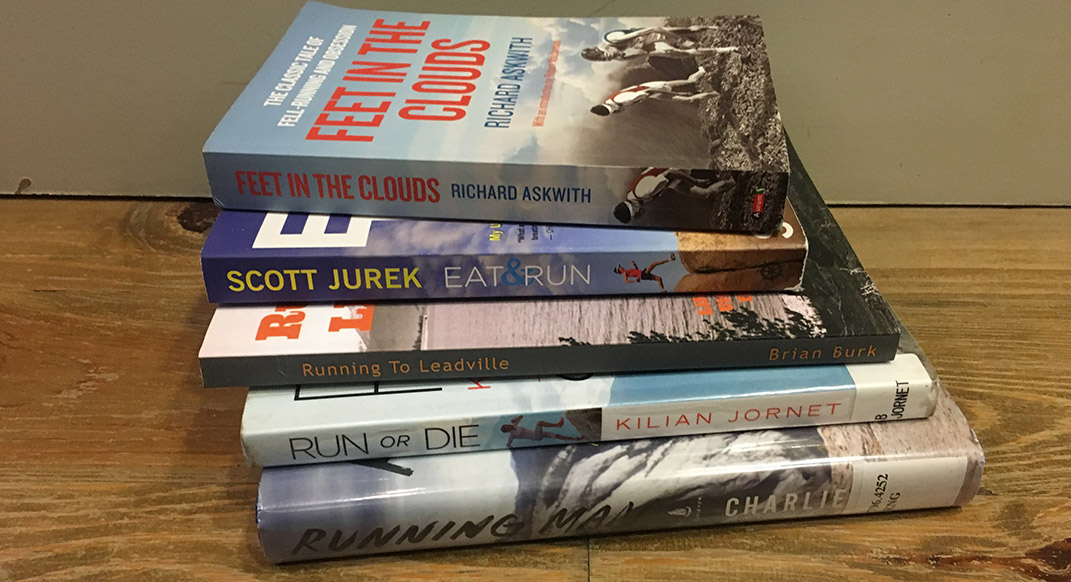 Trail-Running Books for Your Reading List  4239b24ef