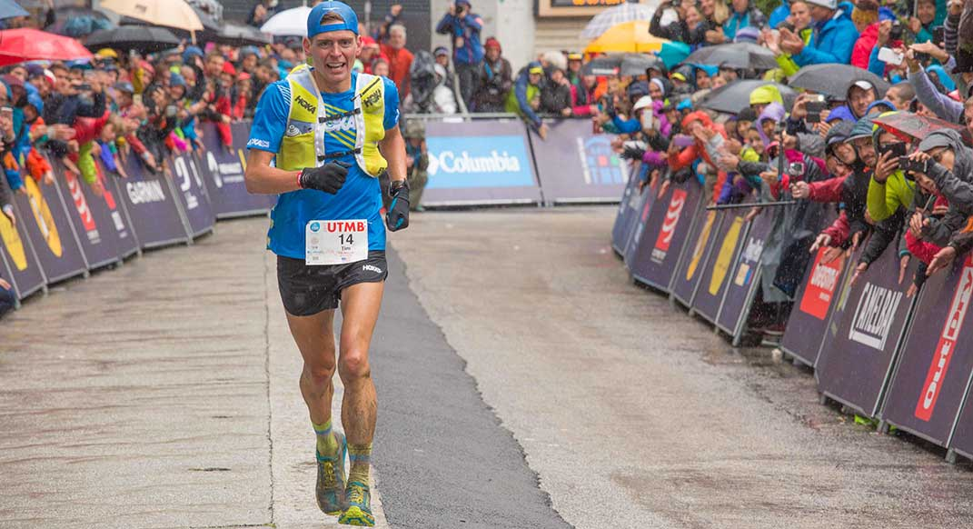 Tim Tollefson Third at UTMB, Plus Three More Americans in Top 10