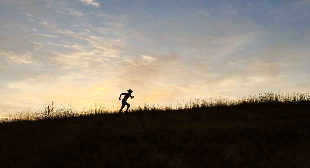 The Emotional Side of Trail Running