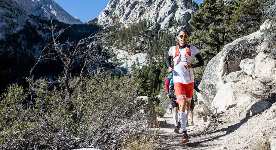 How Francois D'Haene Set the John Muir Trail FKT Two Months After Winning UTMB