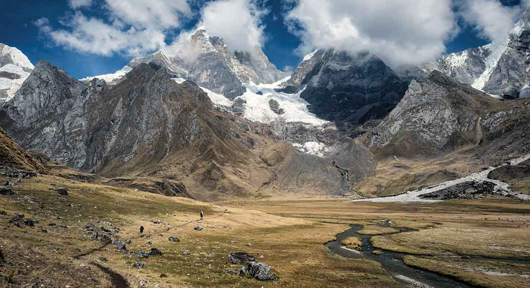 Half Light Half Dark: Circumnavigating Peru's Cordillera Huayhuash