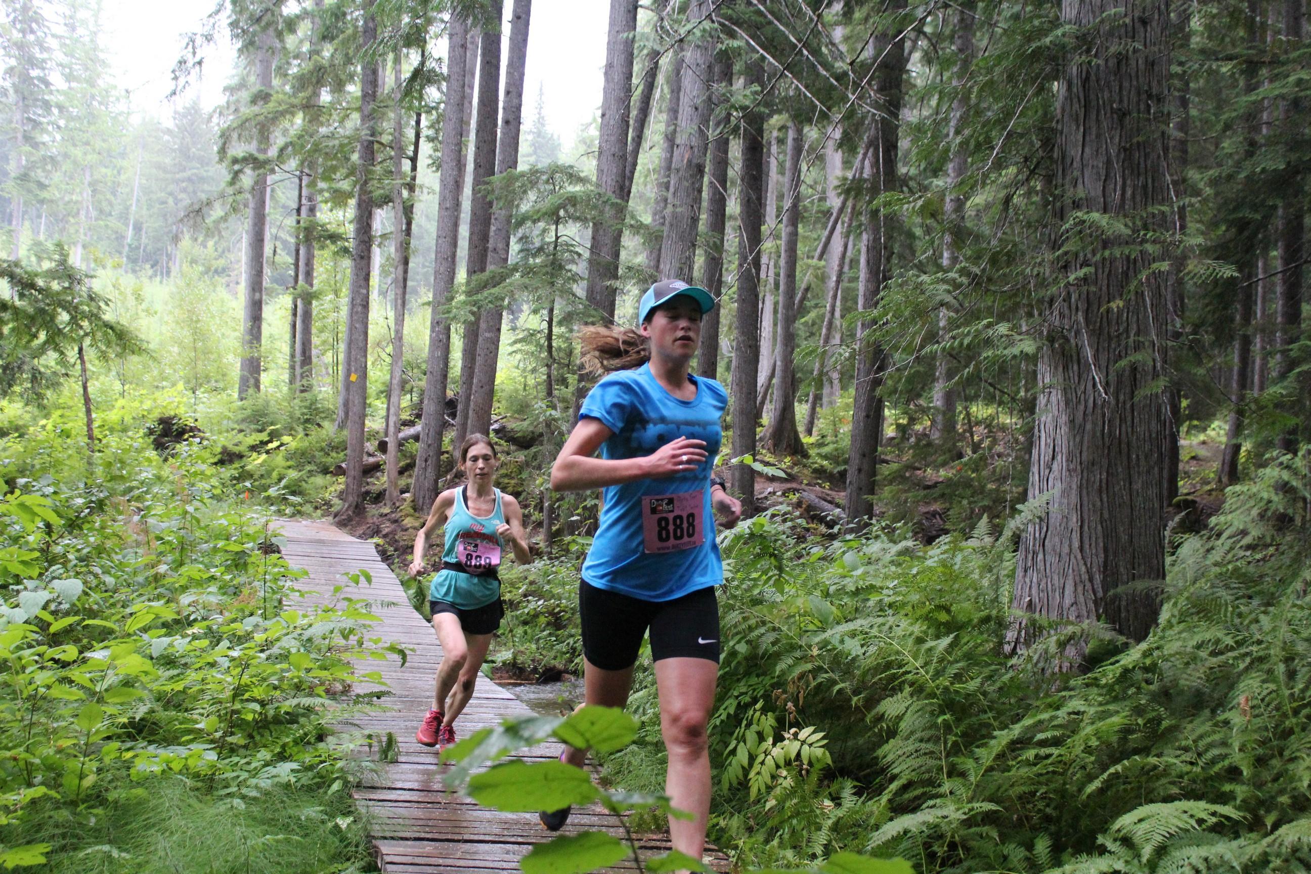 Dirty Feet 'Tantrum' Trail Run #3.5!