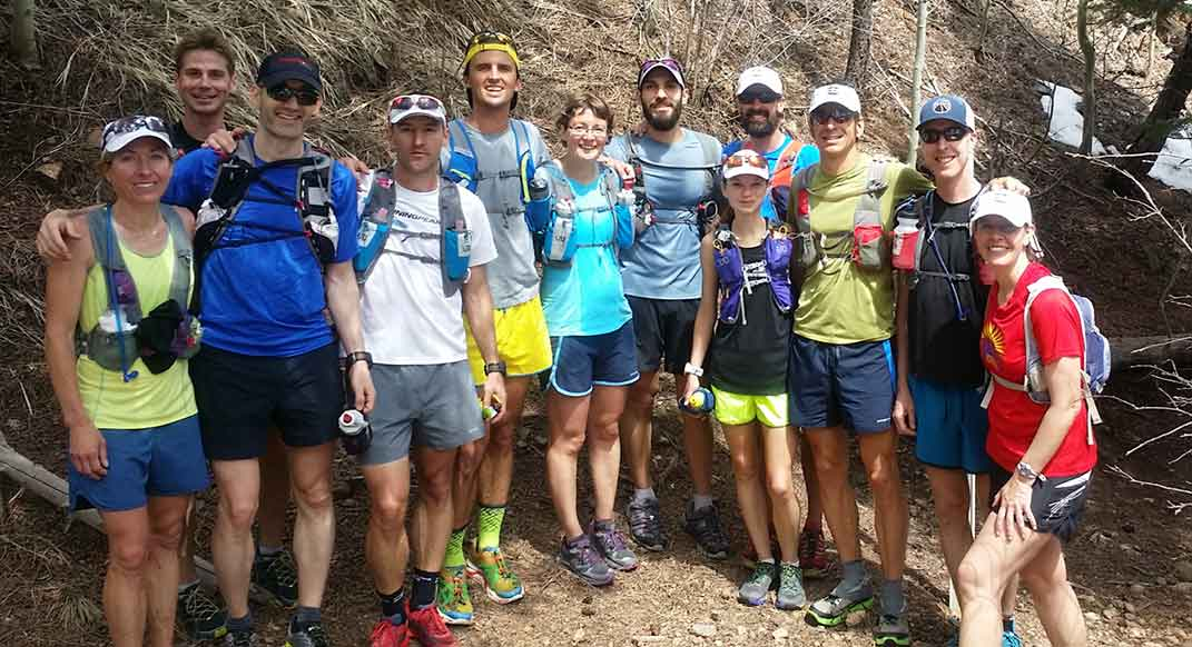 A Different Kind of Trail-Running Goal