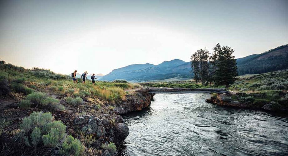 Traversing the  Greater Yellowstone Ecosystem in Defense of Public Lands