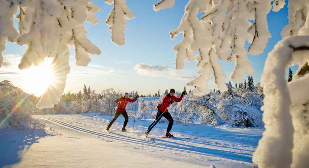 Cross-Country Skiing Is Ideal Cross-Training for Trail Runners