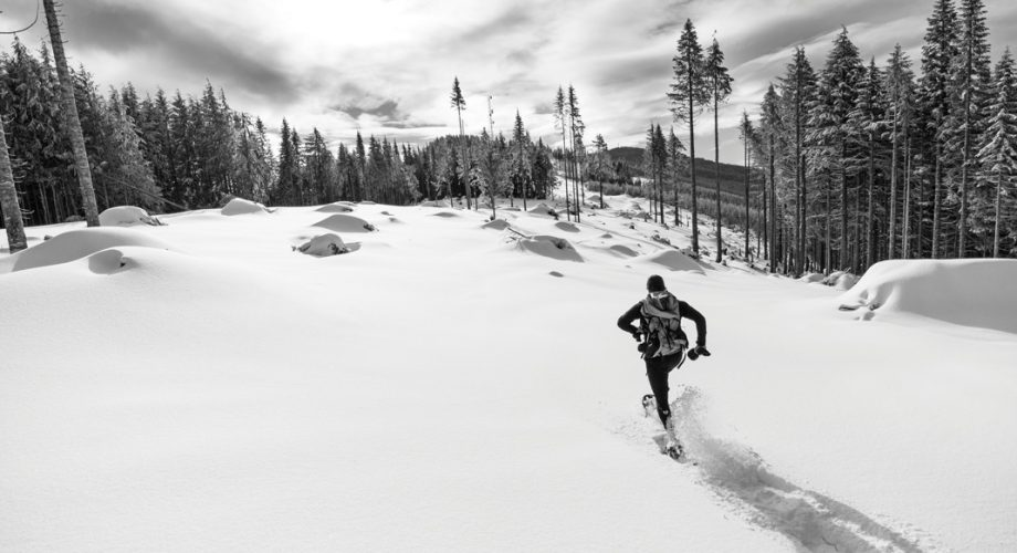 Beginner's Guide to Snowshoe Running