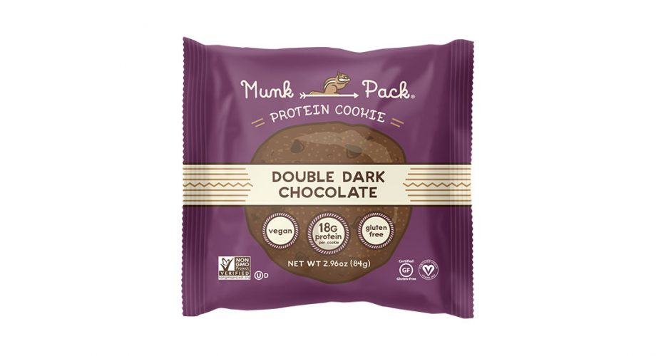 First Look: Munk Pack Protein Cookie