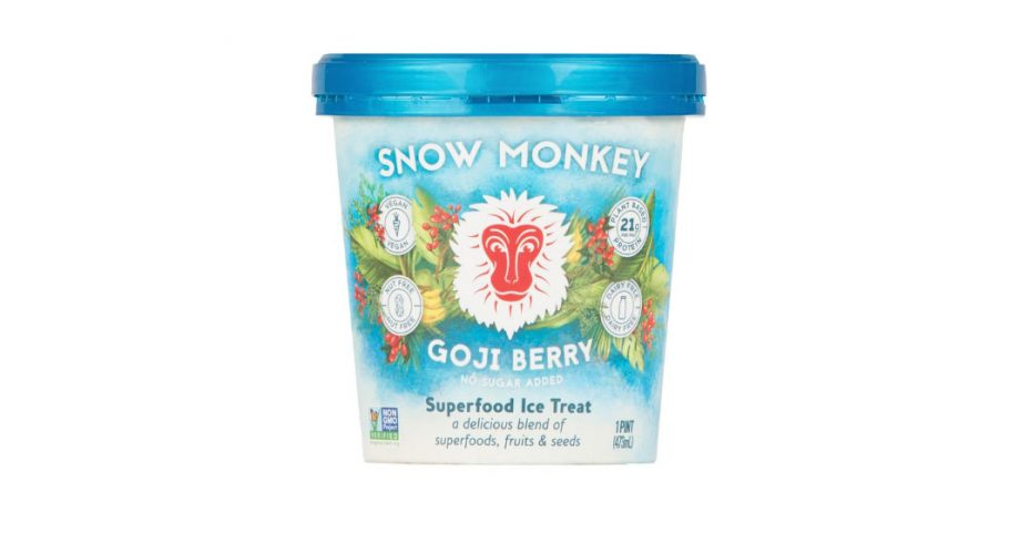 First Look: Snow Monkey Hemp Ice Cream
