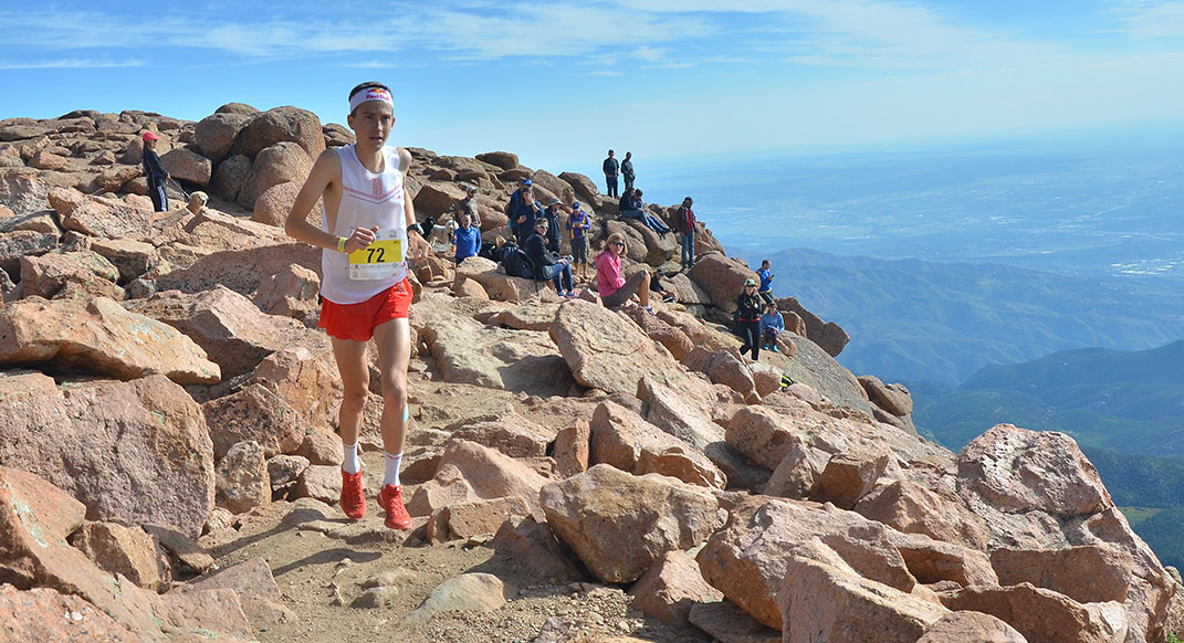 The Golden Trail Series Health Policy Debuted at Pikes Peak Marathon