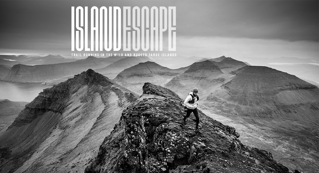 Island Escape: Trail Running in the Wild and Rugged Faroe Islands