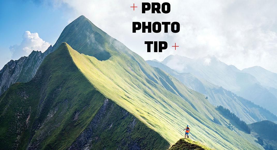 Pro Photo Tip: By Dan Patitucci of Patitucci Photo
