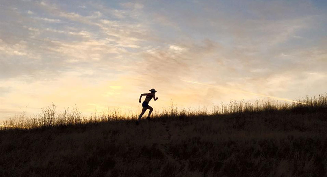 One Way To Improve Your Climbing? Get Faster   Trail Runner Magazine