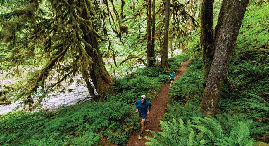 Favorite Trail—Salmon River Trail