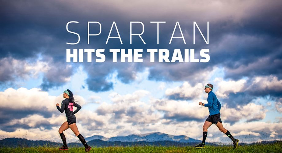 Spartan Hits the Trails