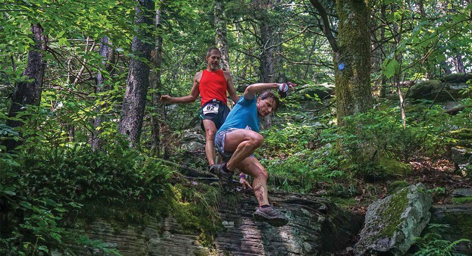 Escarpment Trail Run