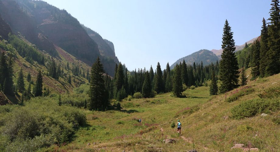 Sign Up for the 2019 Trail Runner Running Camp in Snowmass, Colorado
