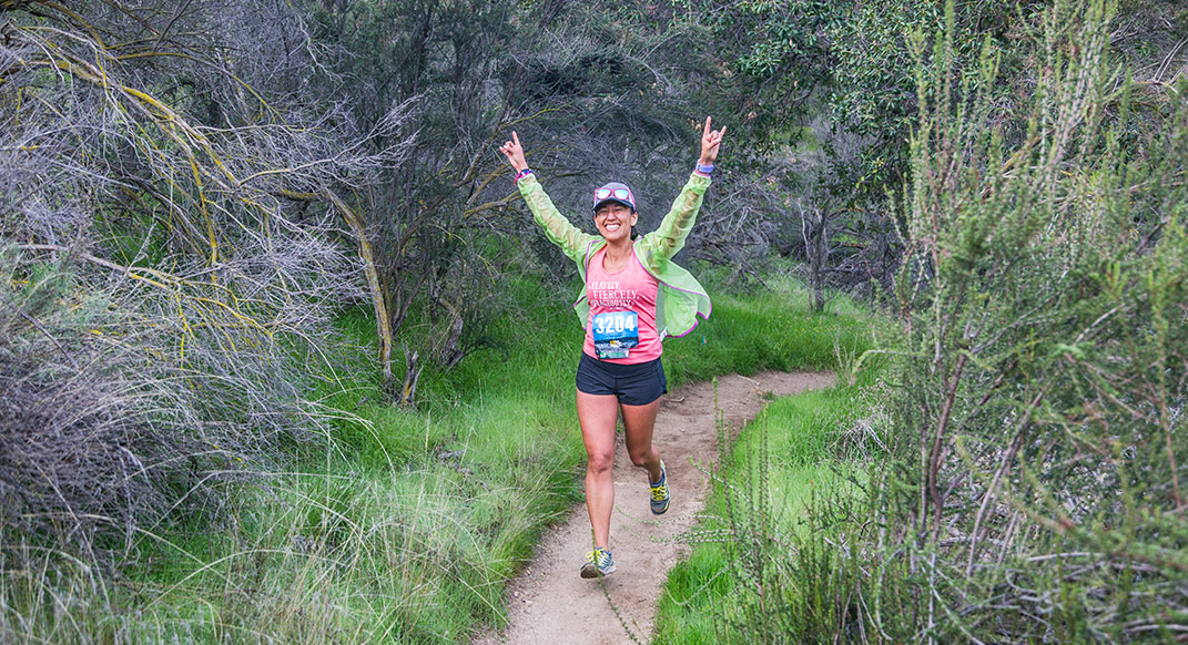 Need Motivation? Sign Up For a Trail Half Next Month