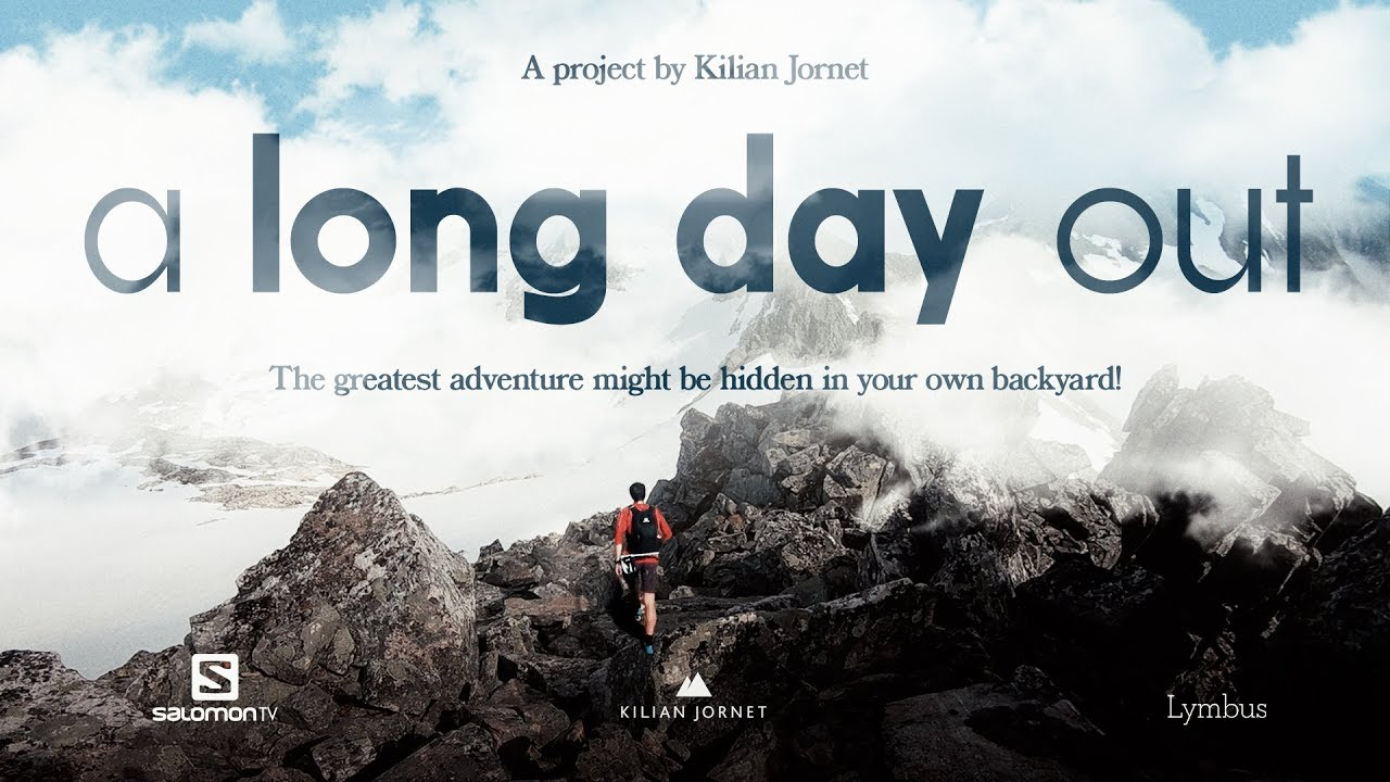 Watch: A Long Day Out with Kilian Jornet