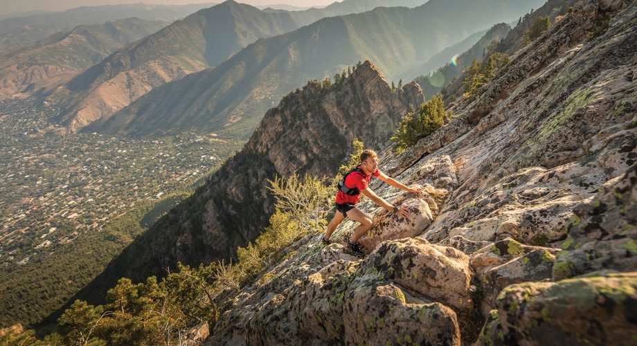 Favorite Trail: West Slabs of Mount Olympus
