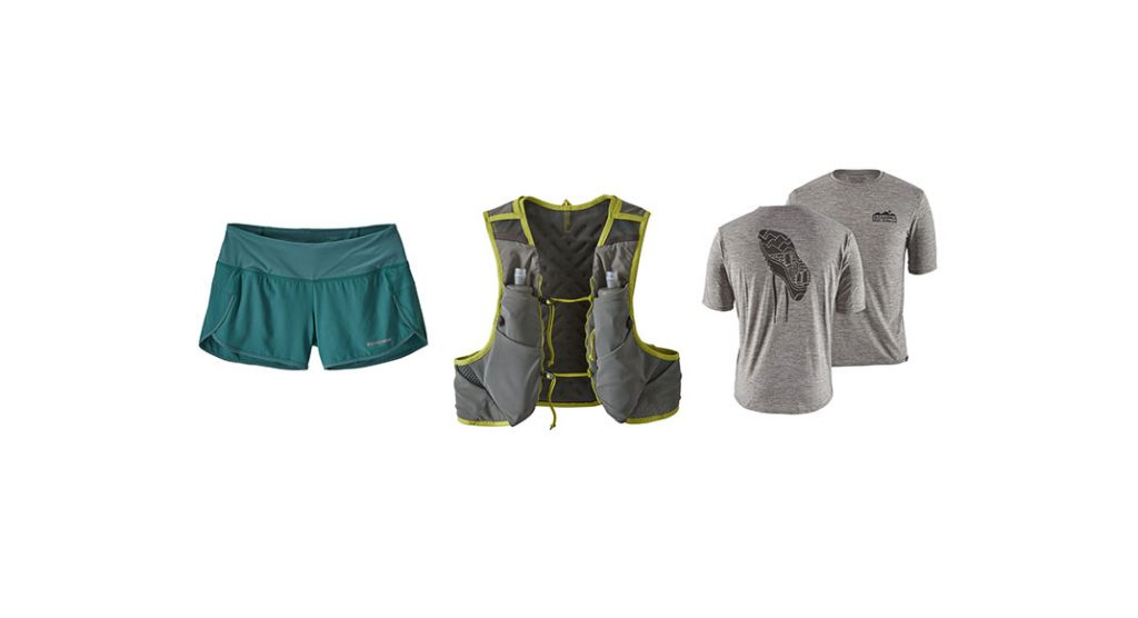 hot sale online f6188 d93db 2019 Trail Running Kit From Patagonia