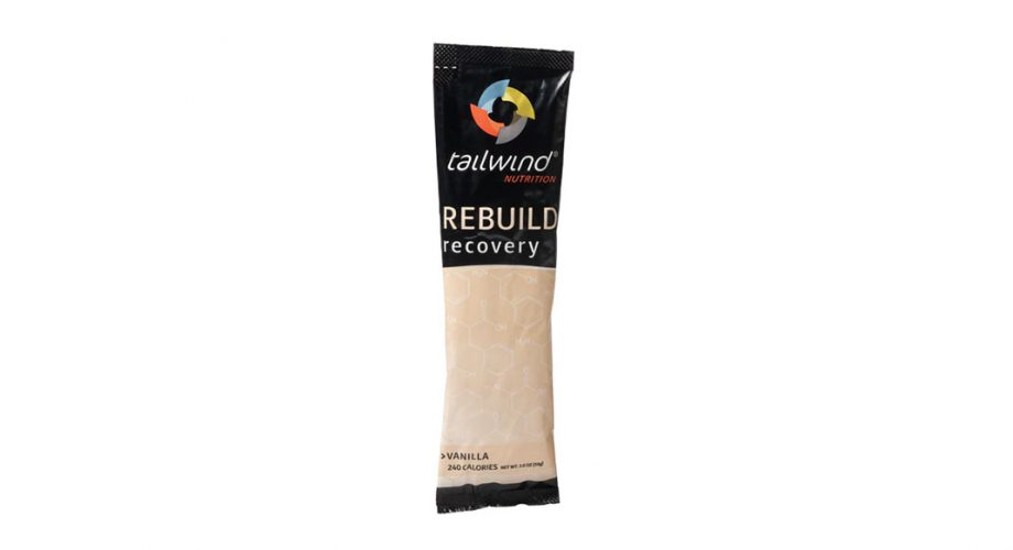 First Look: Tailwind Rebuild Recovery Drink