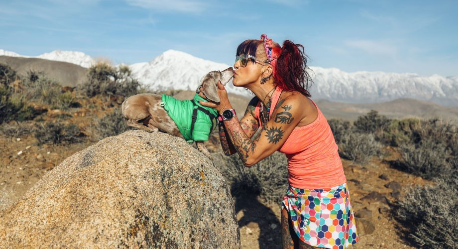 Trail Runner Four-Footed Profile: TruMan Corbett
