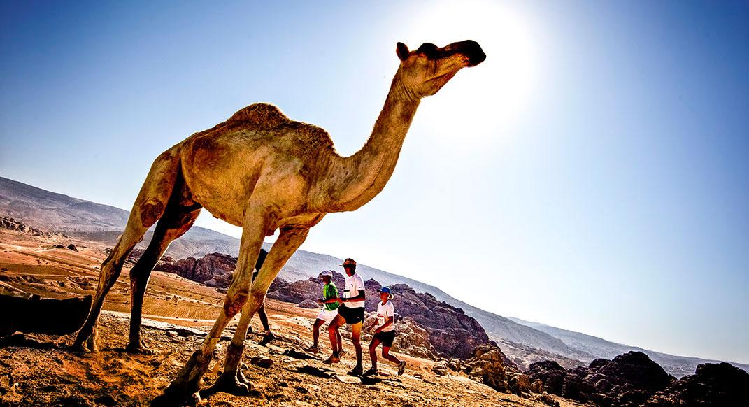 Running Through Time at the Petra Desert Marathon