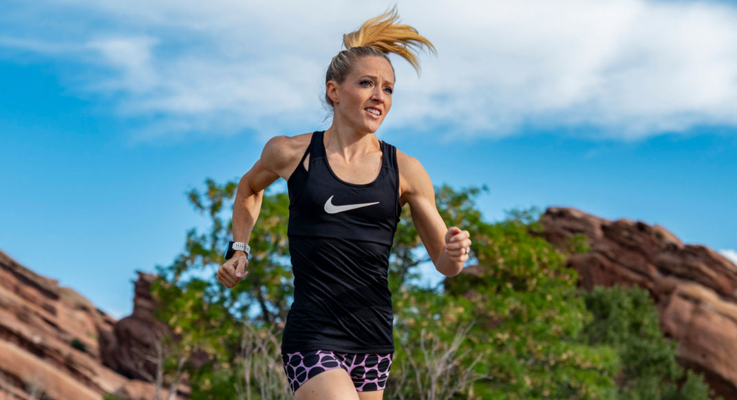 """Funny Runner"" Brittany Charboneau Overcomes Fears to Find Fun and Success in Trail Running"