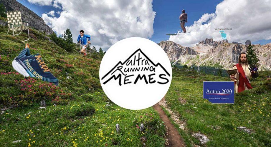 Trail Runner's Meme of the Week, September 5