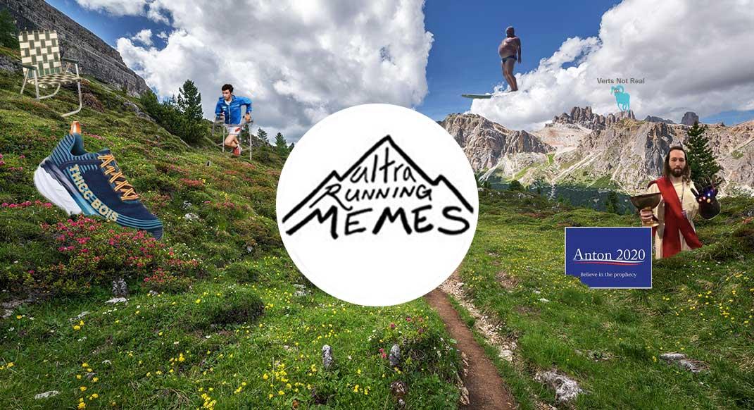 Trail Runner's Meme of the Week, December 6