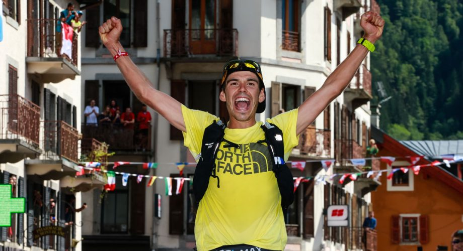 NEWS FLASH: Pau Capell smokes UTMB field