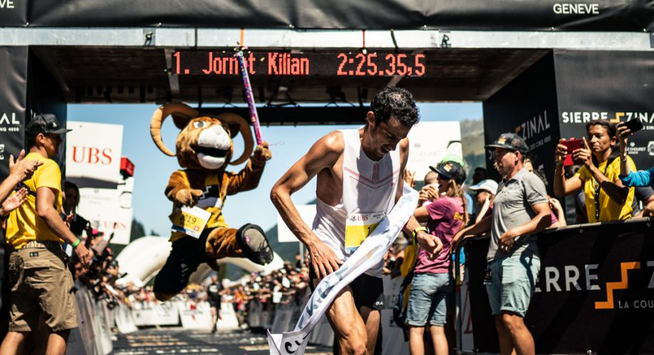 Kilian Crushes Sierre-Zinal, and Turns His Sights to Pikes Peak