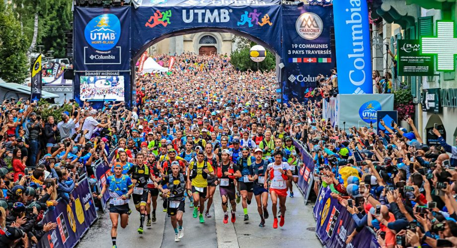 Top Photos from UTMB week