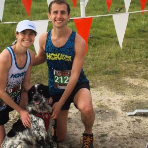Trail Runner Four-Footed Profile: Addie Dog
