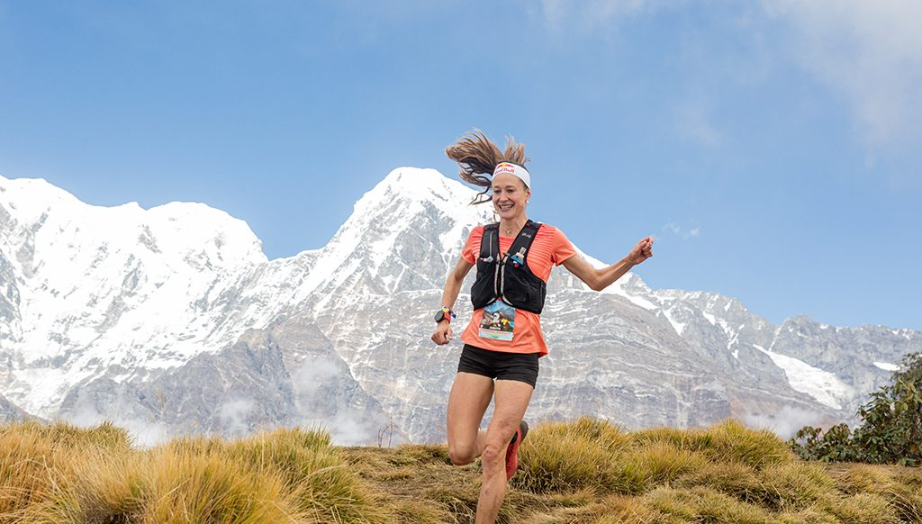 Golden Trail Series Wraps Up In Nepal