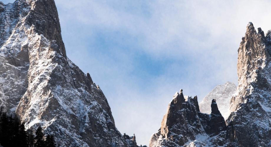 Glacier Collapse Threatens UTMB Trails