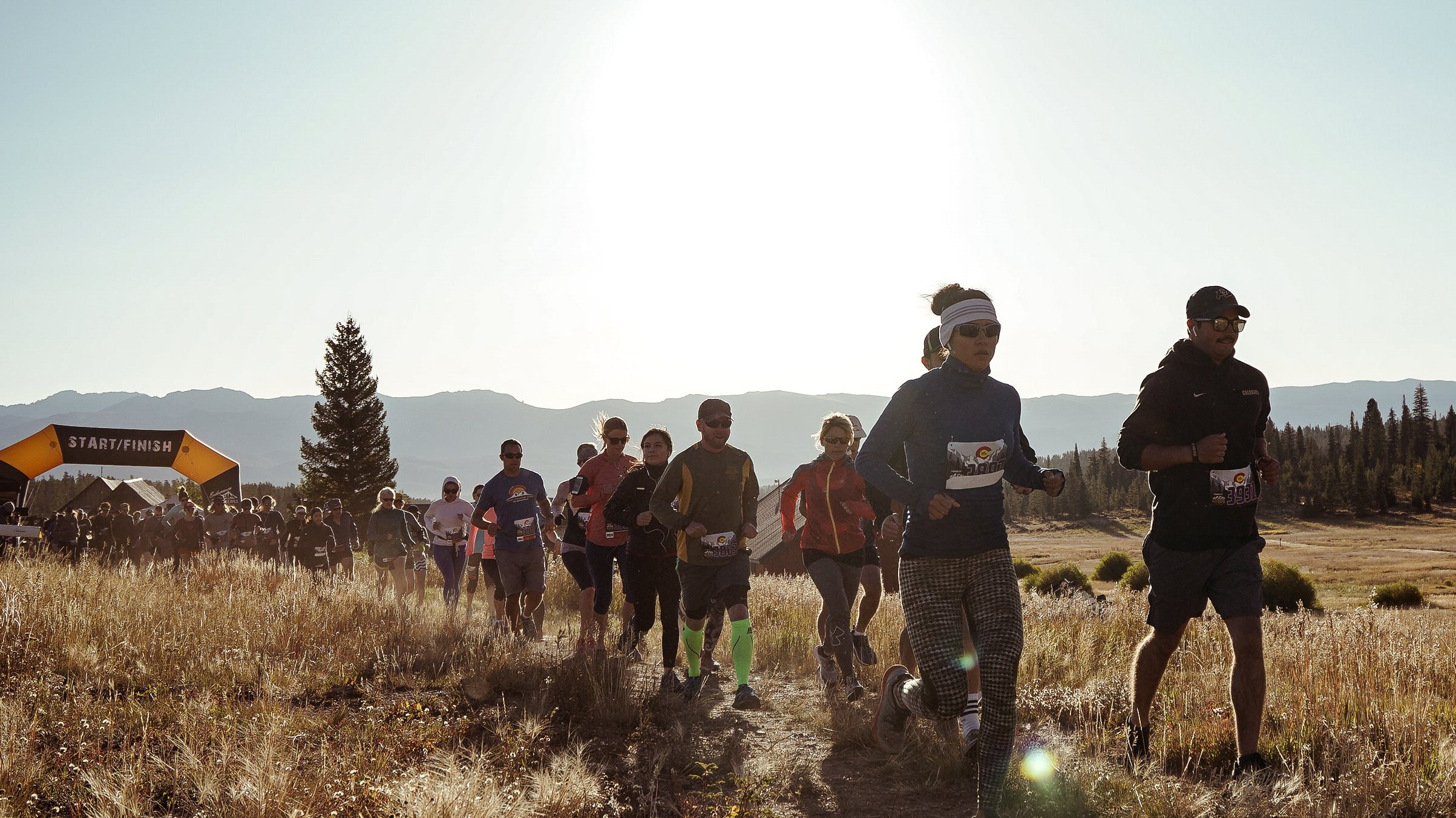 Snow Mountain Ranch Trail Running Festival