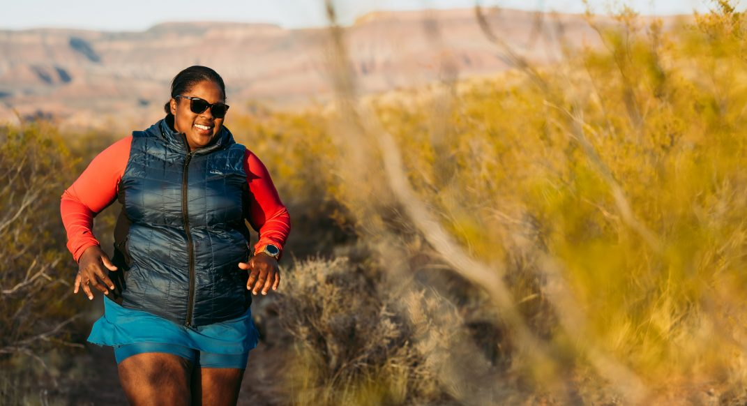 Mirna Valerio Finds Body Autonomy On The Trail
