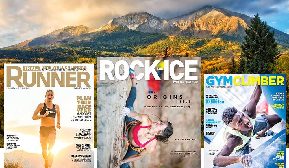 Trail Runner, Rock and Ice and Gym Climber Are Now Hiring