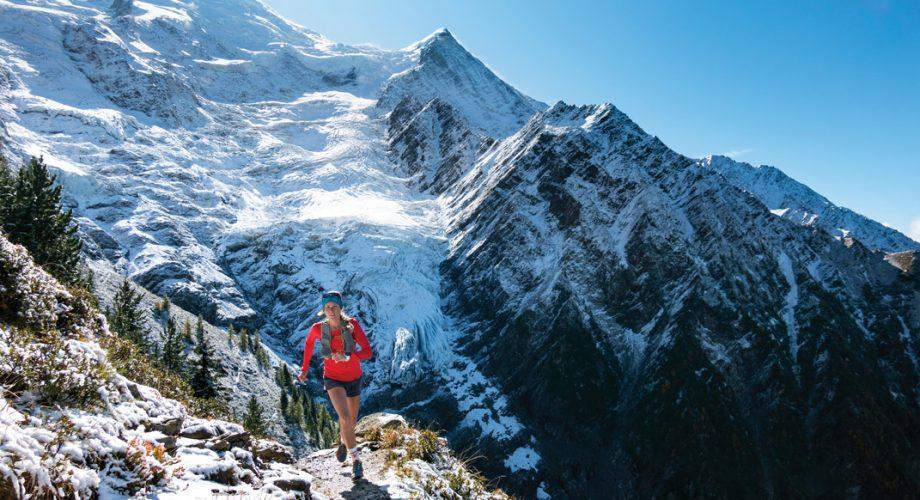 A Glaciologist in Chamonix