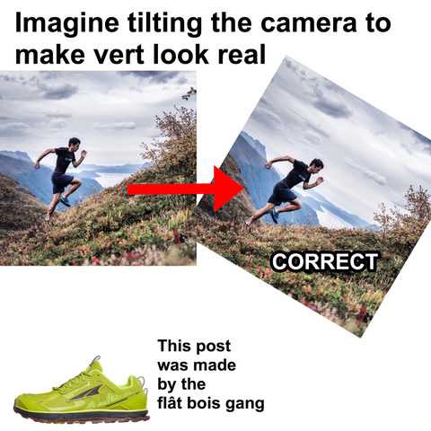 Trail Runner's Meme of the Week, January 31