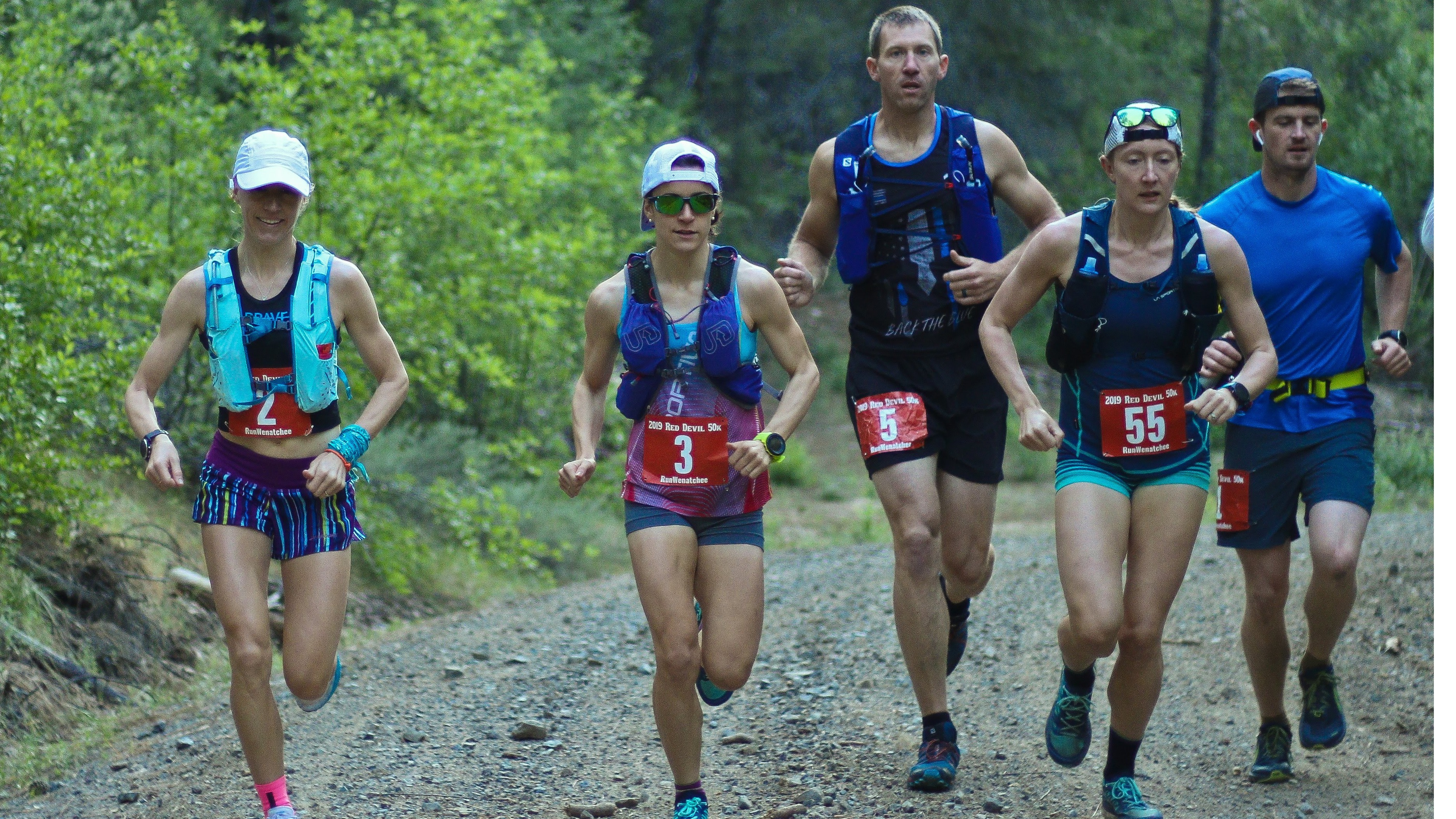 Red Devil Trail Runs 50k/25k/10k
