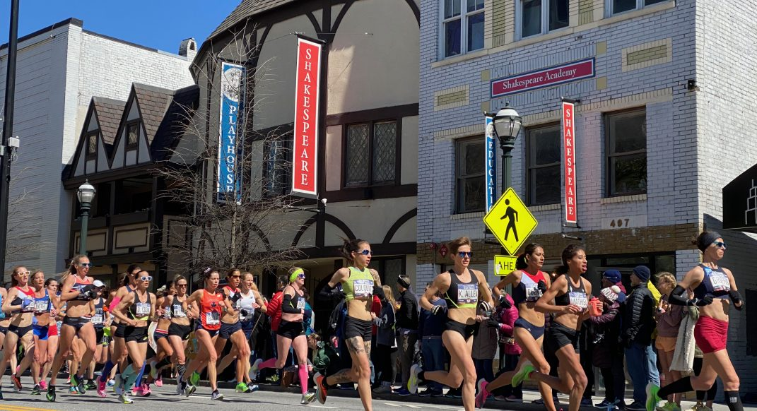 Elite Trail Runners Tackle Olympic Marathon Trials