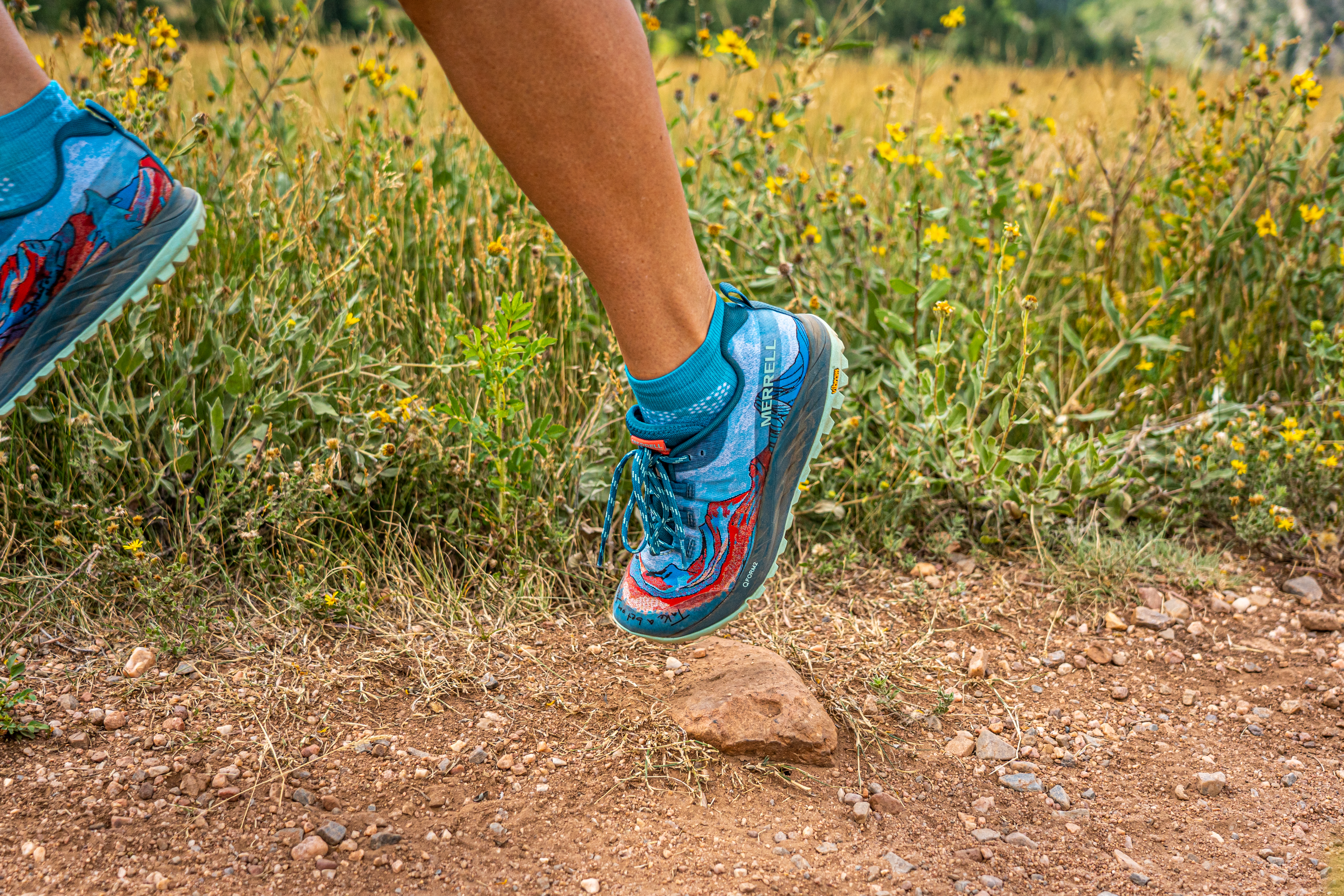 First Look: Merrell x Trail Sisters Antora Trail Runner  Trail Runner